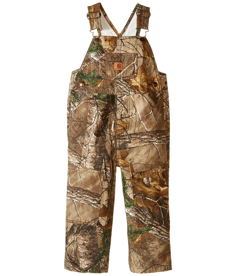 Carhartt Kids Camo Bib Overalls Toddler Realtree Xtra Boys Overalls One Piece