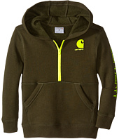 Carhartt Kids - Logo Fleece 1/2 Zip (Toddler)