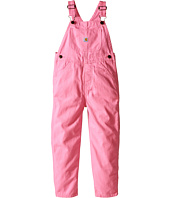 Carhartt Kids - Canvas Overalls (Little Kids)