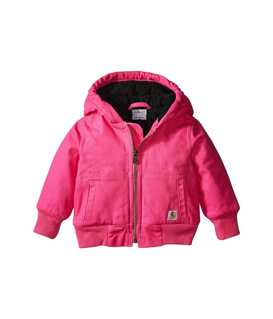 Carhartt Kids - Wildwood Jacket (Infant) (Raspberry Rose)...