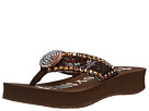 Gypsy SOULE Amorey Wedge (Brown)