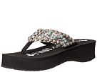 Gypsy SOULE Sammy Wedge (Black)