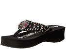 Gypsy SOULE Sugar Baby Wedge (Black)