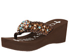 Gypsy SOULE Kaitlyn Heel (Brown)