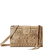 American West - Chippewa Fold-Over Wallet/Crossbody