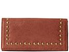 American West Bandana Flap Wallet (Chestnut)