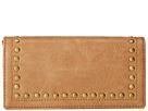 American West Bandana Flap Wallet (Tan)