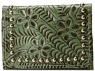 American West Navajo Soul Tri-Fold Wallet (Turquoise)