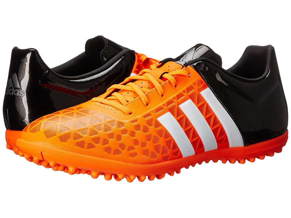 adidas Ace 15.3 TF Solar Orange/White/Black Mens Soccer Shoes