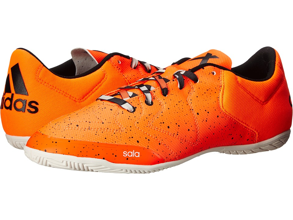 adidas X 15.3 CT Solar Orange/Black/Chalk White Mens Shoes