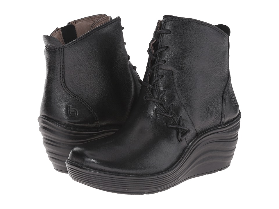 Bionica Corset Black Womens Boots