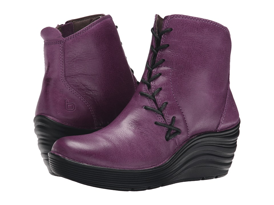Bionica Corset Purple Womens Boots