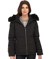 Calvin Klein - Short Down Coat w/ Cuff Detail