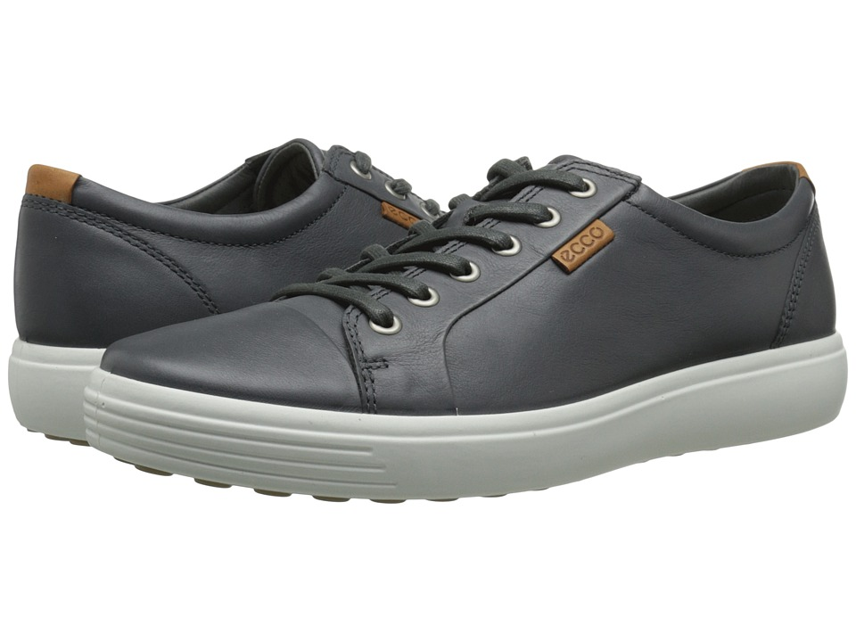 ECCO Soft VII Sneaker (Dark Shadow) Men