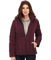 Calvin Klein - Short Down Coat w/ Untrimmed Hood