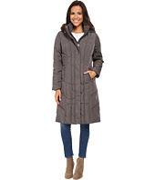 Calvin Klein - Long Down Coat w/ Untrimmed Hood