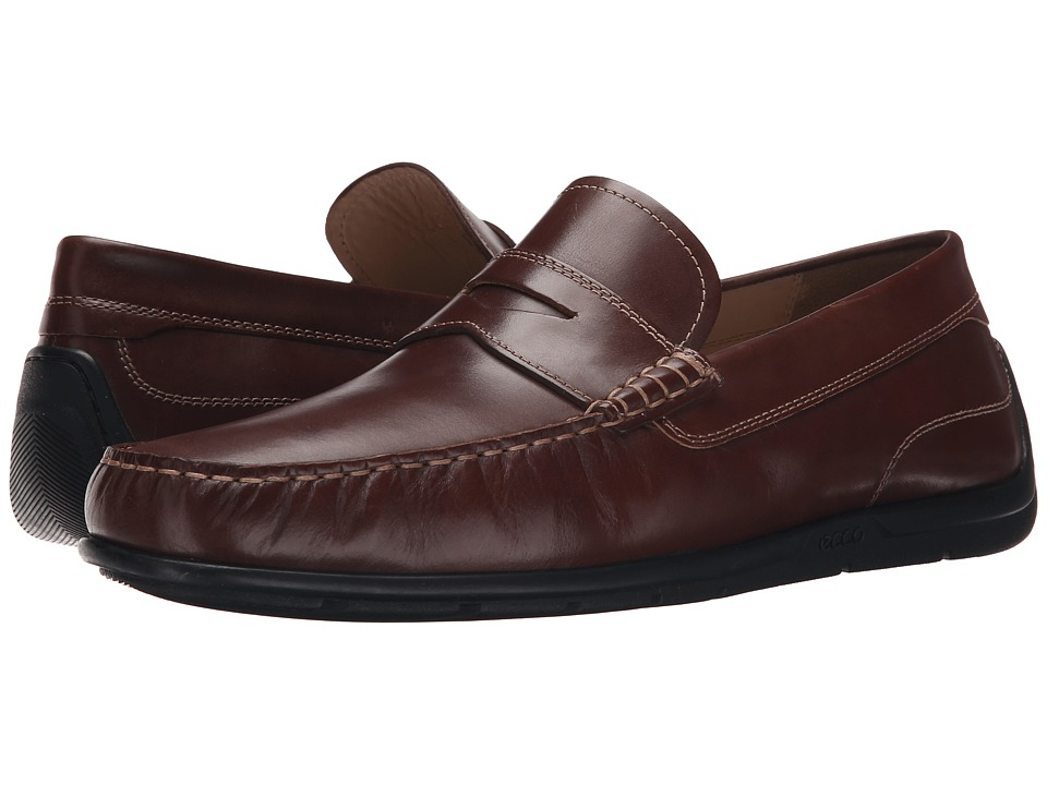 ECCO - Classic Moc 2.0 Loafer (Mink) Men