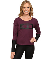 PUMA - Long Sleeve Top