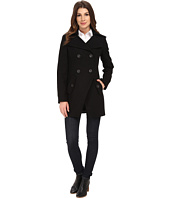 Calvin Klein - Wool Double Breasted Coat