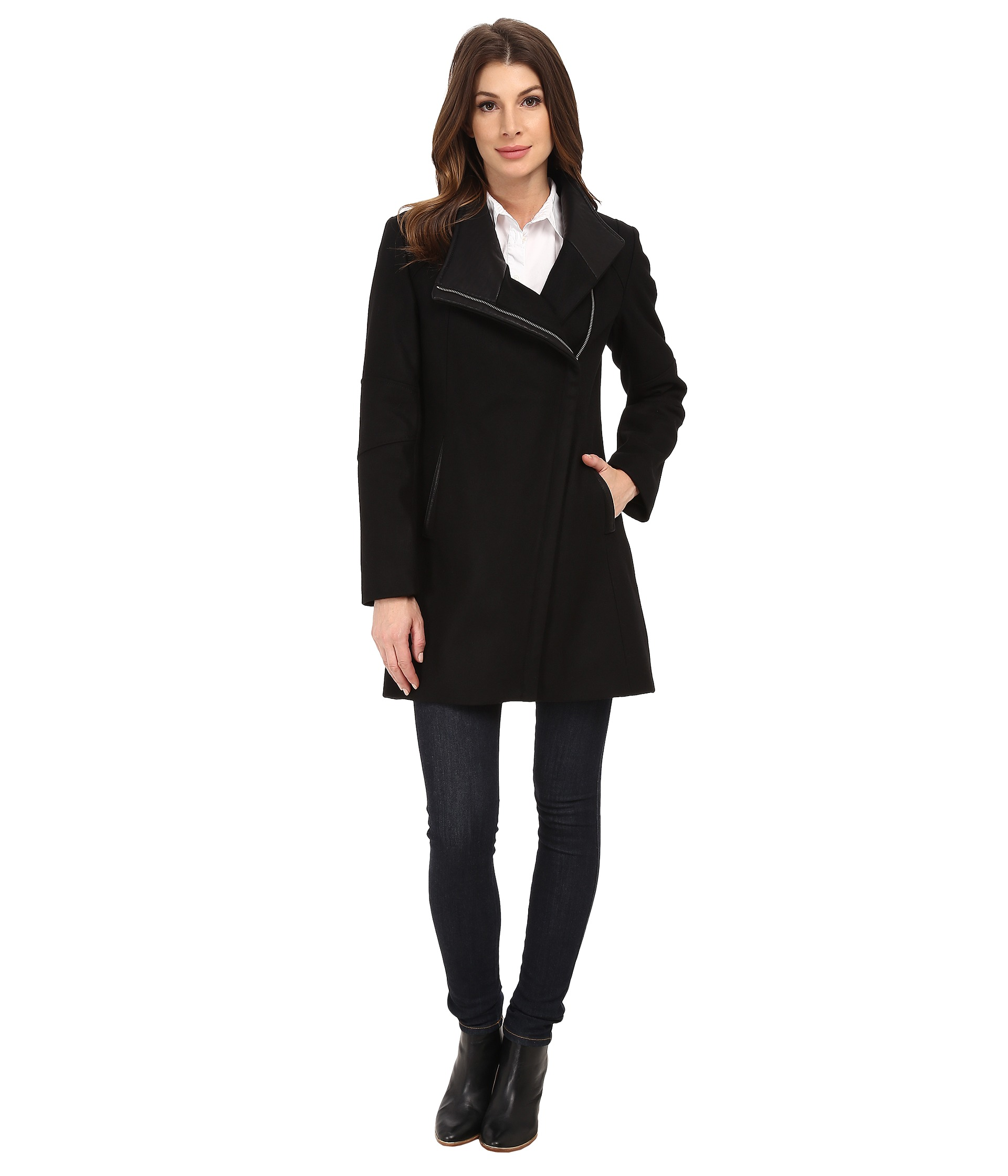 Calvin Klein, Coats & Outerwear, Women at 6pm.com