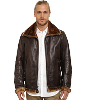 Marc New York by Andrew Marc - Pilot Faux Shearling Aviator Jacket