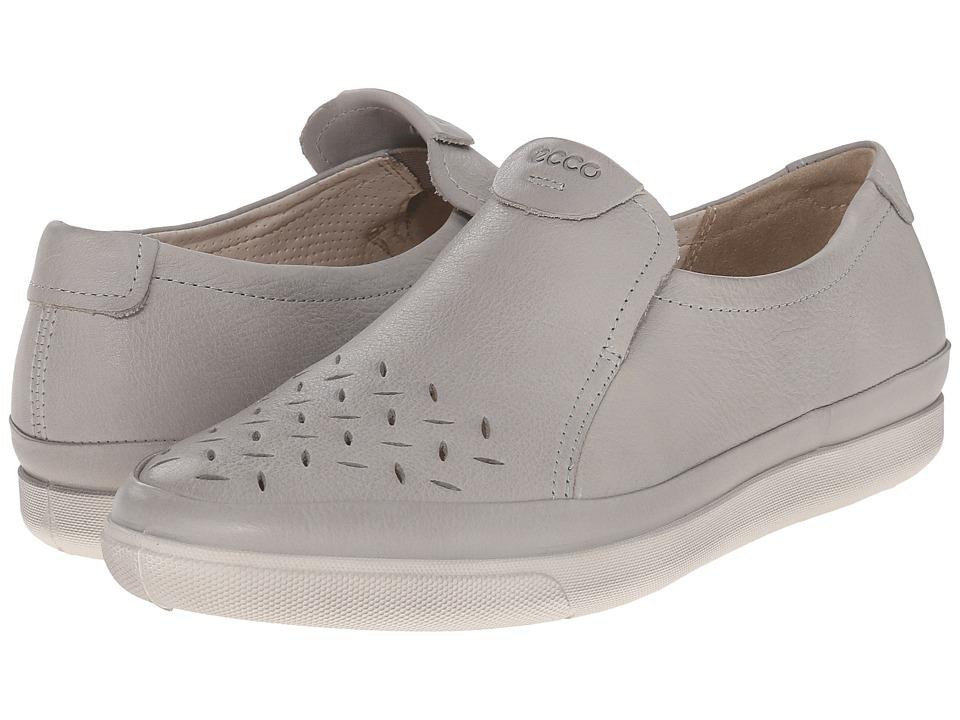 ECCO Damara II Slip On Concrete Womens Slip on Shoes