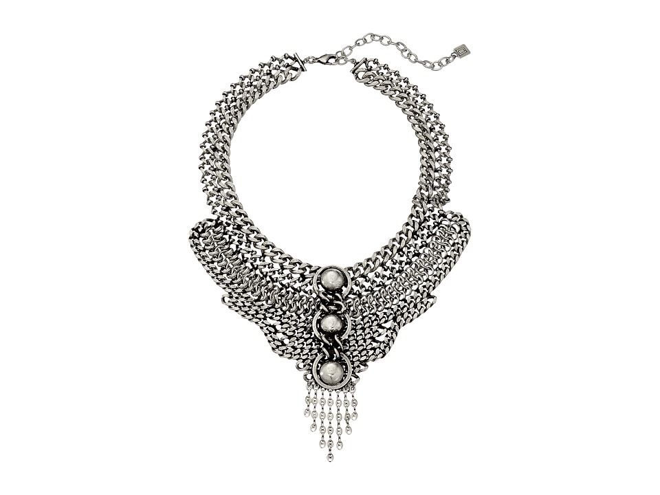 DANNIJO PALOMA Necklace Silver Necklace