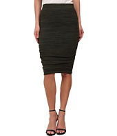 Splendid - Rouched Pencil Skirt