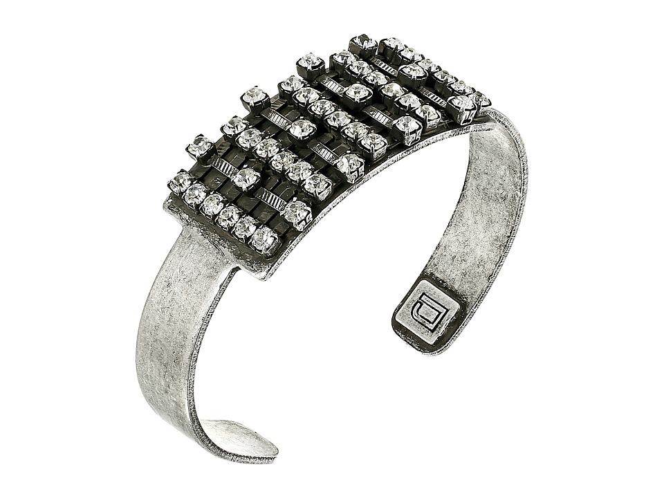 DANNIJO IDRIS Bracelet Silver/Crystal Bracelet