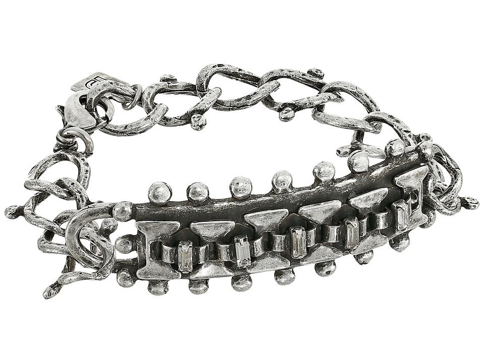 DANNIJO DUKE Bracelet Silver/Crystal Bracelet