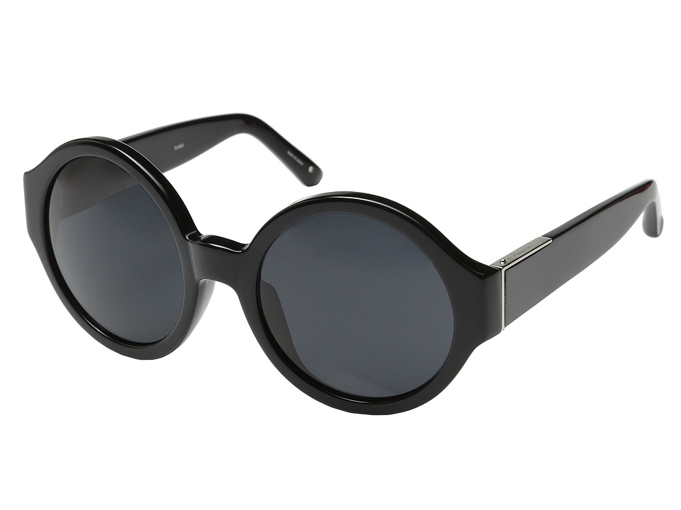 3.1 Phillip Lim PL99 Black/Silver/Bang Bang Black Fashion Sunglasses