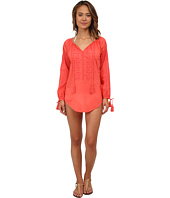 Nanette Lepore - Calcutta Peasant Tunic Cover-Up