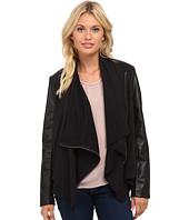Splendid - Drape Front Jacket