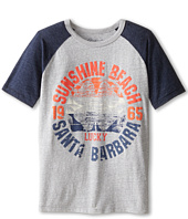 Lucky Brand Kids - Wood Beach Tee (Big Kids)
