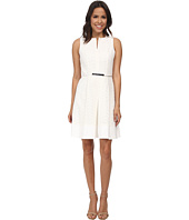 Calvin Klein - Scalope Eyelet Dress