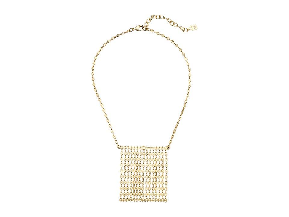 DANNIJO IVAN Necklace Gold/Crystal Necklace