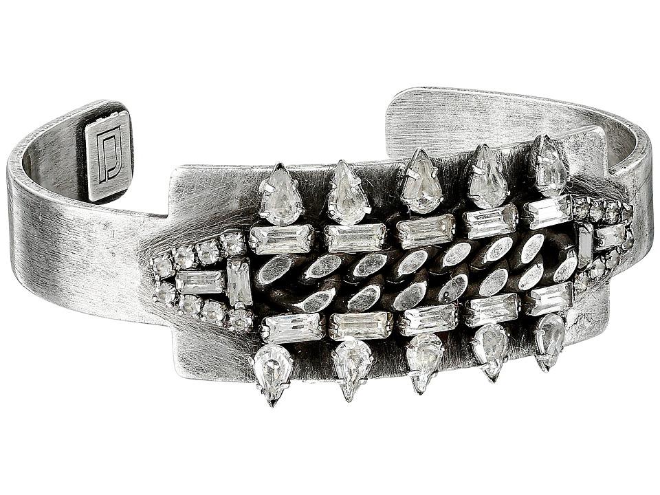 DANNIJO JAGGER Bracelet Silver/Crystal Bracelet