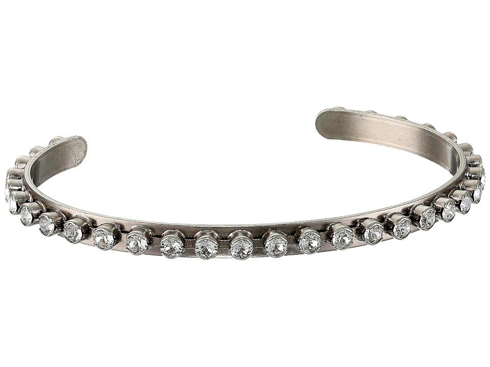 DANNIJO MADELINE Bracelet Silver/Crystal Bracelet