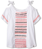 Lucky Brand Kids - Tessa Cold Shoulder Top (Big Kids)