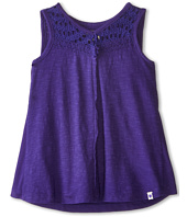 Lucky Brand Kids - Cindy Cat Out Tank Top (Big Kids)