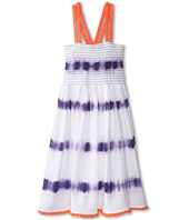 Lucky Brand Kids - Tie-Dye Stripe Smocked Dress (Big Kids)