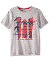 Lucky Brand Kids - Fender Diamond Tee (Big Kids)
