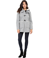 Jessica Simpson - Fleece Duffle Coat with Hood