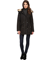 Jessica Simpson - Anorak Parka with Faux Fur Trim