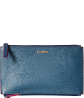 Lodis Accessories - Kate Lani Double Zip Pouch
