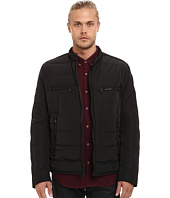 Marc New York by Andrew Marc - Baxter Polyfill Microsheen Quilted Moto Jacket