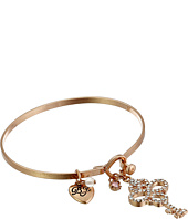 Betsey Johnson - Wanderlust Pave Key Bangle