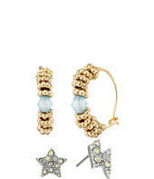 Betsey Johnson - Celestial Earring Set