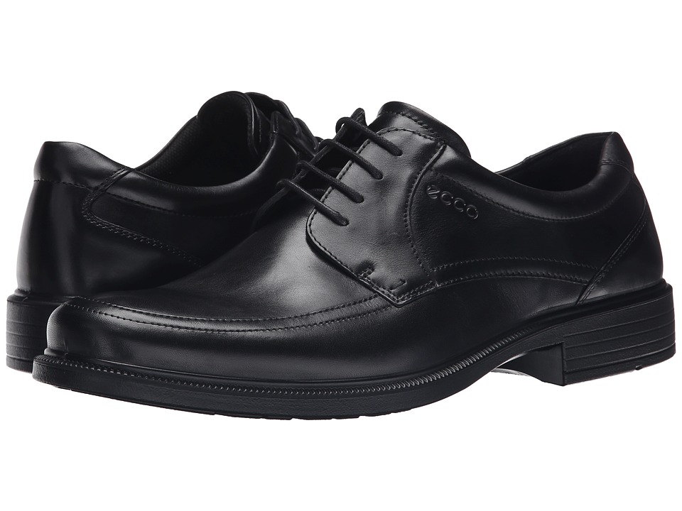 ECCO - Inglewood Tie (Black) Men