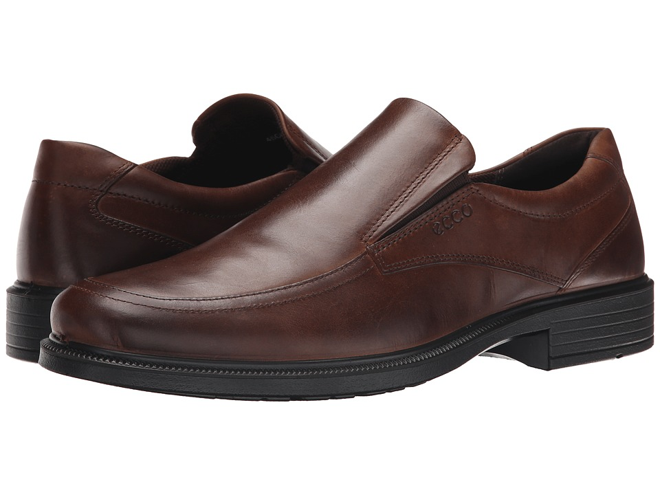 ECCO Inglewood Slip-On (Cocoa Brown) Men